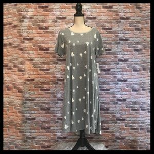 NWT LulaRoe Disney Carly Lion King Print Dress